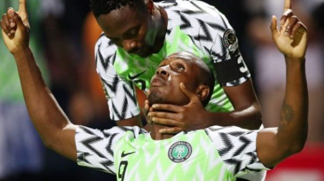 Player Rating: Musa or Ighalo? Who's man of the match as Eagles devour Lions