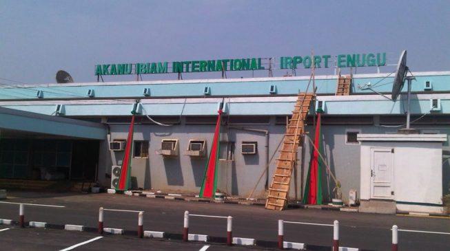 Enugu airport should be shut, says Sirika