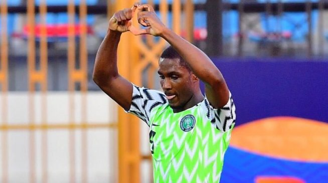 'Let younger ones learn' — Ighalo quits Super Eagles after winning golden boot