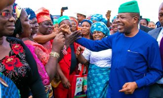 TSA will sanitise our system in Imo, says Ihedioha