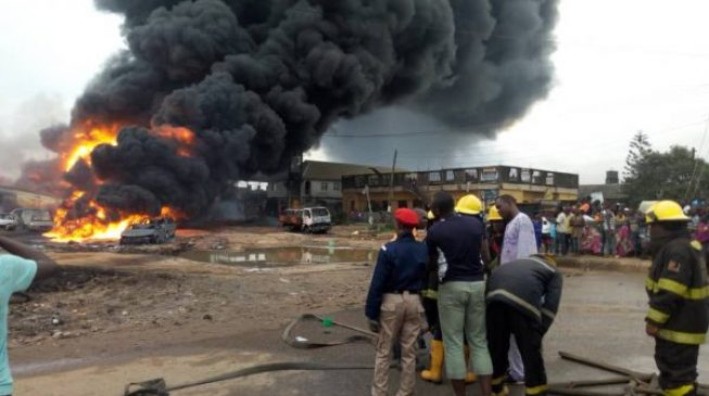 10 victims of Ijegun pipeline explosion die in hospital