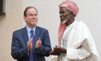 US honours Nigerian imam who hid Christians during Plateau killings