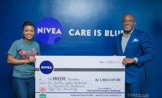 Nivea, Irede Foundation solicit support for child amputees' education