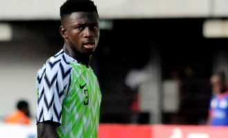 JUST IN: Jamilu Collins makes AFCON debut as Rohr names starting XI to face Bafana Bafana