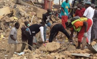 Landlord, pregnant daughter among 14 killed in Jos building collapse