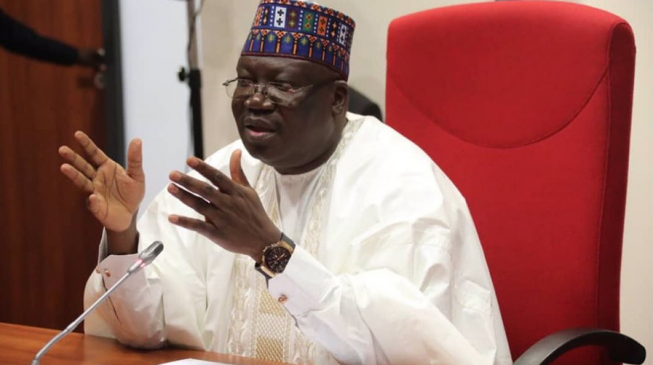Lawan: Delay in appointment of ministers won't affect 2020 budget