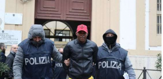 '19 arrested' as police crack down on Nigerian mafia in Italy