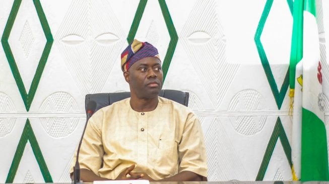 I'm ready to waive my immunity - Makinde as he transmits bill on Oyo anti-graft agency