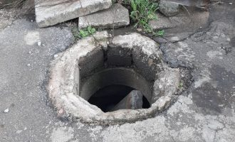 Abuja: A city of uncovered manholes
