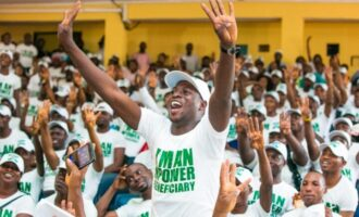 N-Power: FG begins payment of five-month outstanding stipends to 9,066 beneficiaries