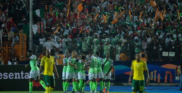 In photos: How Super Eagles sent Bafana Bafana out of AFCON
