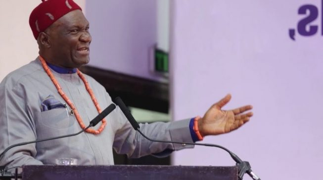 Be ready to defend yourselves, Ohaneze president tells Igbo over threat on Ruga