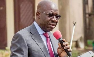 Edo assembly crisis: I won't issue a fresh proclamation, Obaseki dares senate