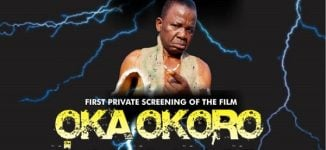 WATCH: 'Oka Okoro', Nollywood movie on Igbo folklore, to premiere in Abuja