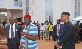 EXCLUSIVE: 'N700m for hand of God', 'N680m for happiness office'… inside Okorocha's N20bn contracts