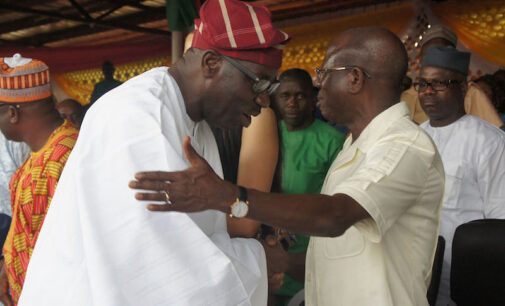 Oshiomhole, Obaseki and APC's game of long knives