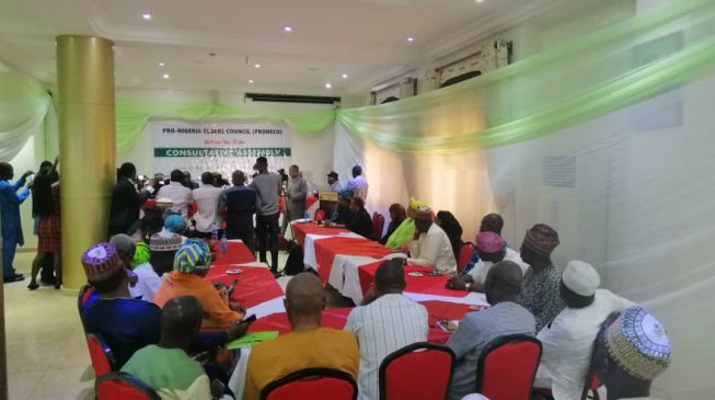 Group asks Nigerians to support service chiefs