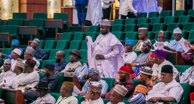 Reps reject bill seeking six-year single term for president, governors