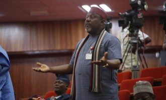 'I'm not against being probed' — Okorocha reacts to Uzodinma's move to investigate him