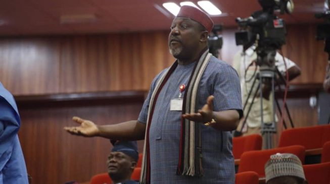 Okorocha: Nigeria must be careful with foreign aid — it's neo-colonialism