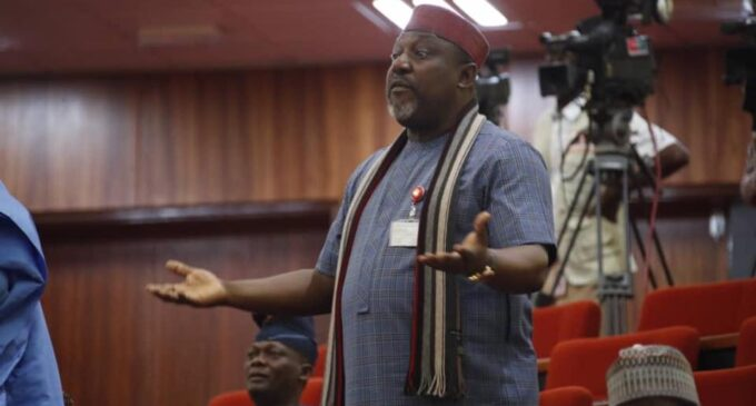 Okorocha: Uzodinma has displayed thuggery in governance — he wants to be feared