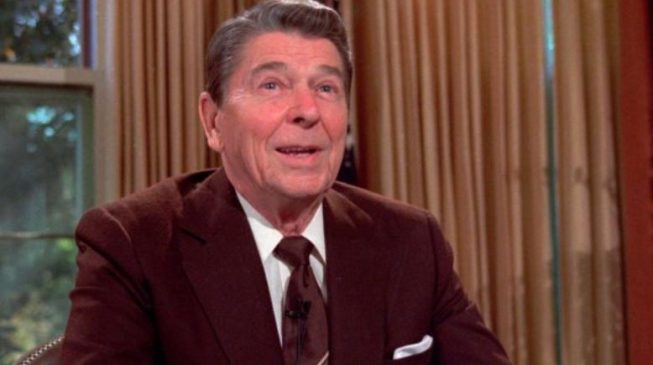 Tape reveals Ronald Reagan, former US president, called Africans monkeys