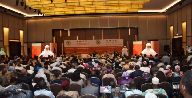 Photos from 2nd Lake Chad governors forum in Niamey