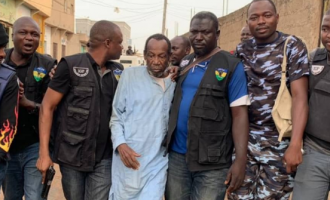 Policemen killed by soldiers 'arrested Evans, rescued Buhari's district head'