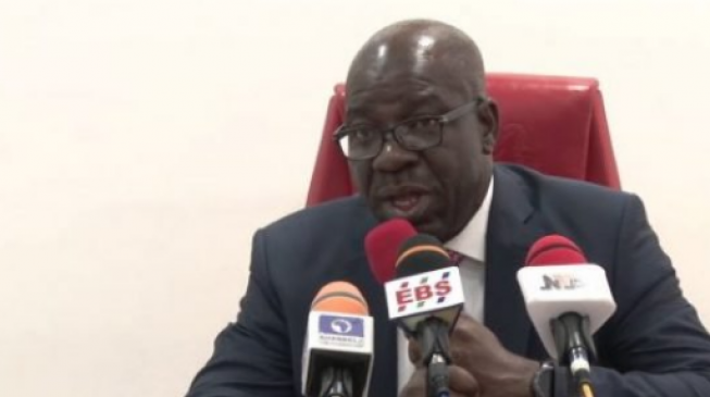 Obaseki: I have no quarrel with Oshiomhole