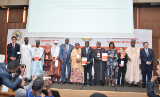 Over $50m pledged as UNDP launches Lake Chad regional stabilisation fund