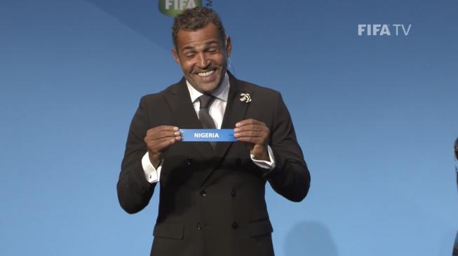 FIFA U-17 World Cup: Nigeria draws Australia, Ecuador