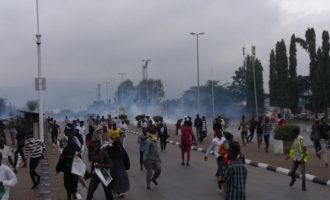 Again, Shi'ites clash with police in Abuja