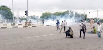 Report: Five police officers killed during Shi'ites protest