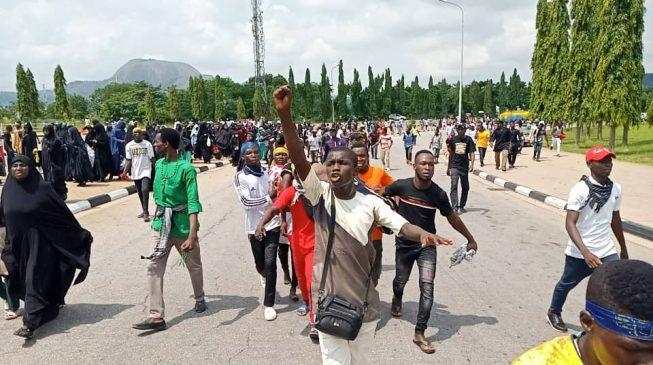 'We'll continue to march on the streets of Abuja' — Shi'ites dare police