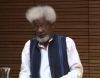 'Is it now cool to kill?' — Soyinka writes n'assembly over 'hate speech' bill