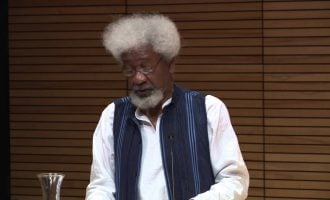 Ruga might spark off an explosion, says Soyinka