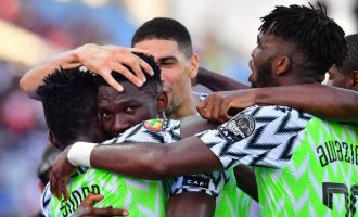 Super Eagles end 2019 at 31st in latest FIFA ranking