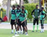 Musa, Akpeyi return as Rohr names squad for AFCON 2021 qualifiers against Benin, Lesotho