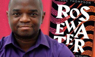 Nigerian author wins most prestigious sci-fi prize in UK