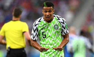 Troost-Ekong: I've played against great players but Messi is special