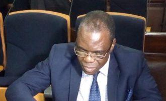John Tsoho: Judiciary can't be singled out on corruption