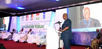 Follow TheCable for live updates from Lake Chad governors forum