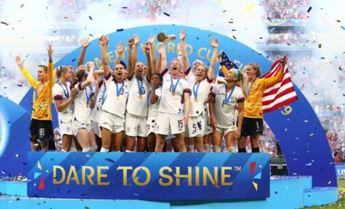 USA beat Netherlands to claim fourth FIFA women's World Cup