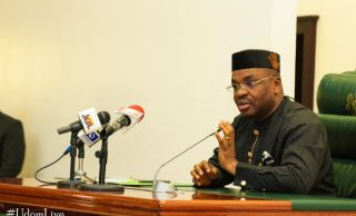 Akwa Ibom gov asks lawmakers to probe assault on man who 'insulted' LG chairman