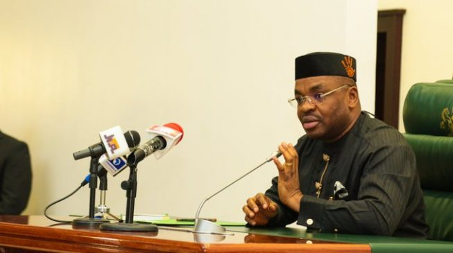 Akwa Ibom gov: The problem in Nigeria is not unemployment but capacity building