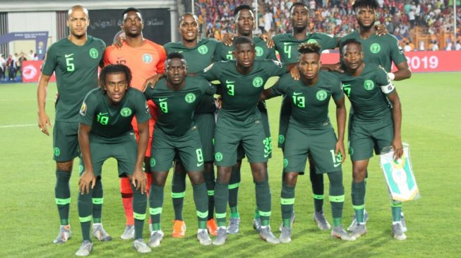 Algeria defeat Eagles — on course to break 29-year jinx