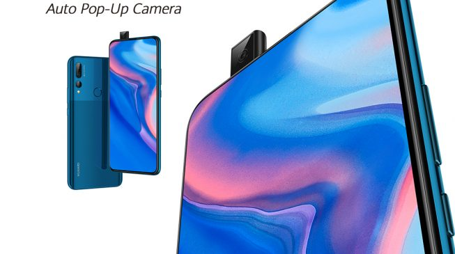 PROMOTED: HUAWEI brings Y9 Prime 2019 to Nigeria — a stunning smartphone with Auto Pop-up Selfie Camera
