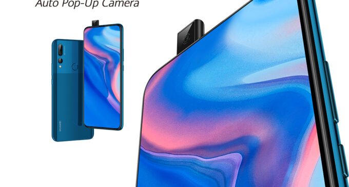 PROMOTED: HUAWEI brings Y9 Prime 2019 to Nigeria —a stunning smartphone with Auto Pop-up Selfie Camera