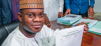 EXTRA: 24 hours too short to list my achievements, says Yahaya Bello