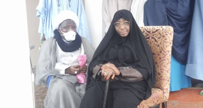 El-Zakzaky's son: My mother has contracted COVID-19 in Kaduna prison